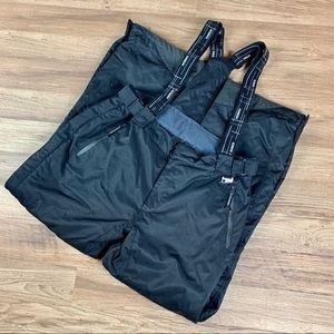 Karbon waterproof ski pants, black, sz XL